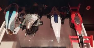 Starlink Raumschiffe
