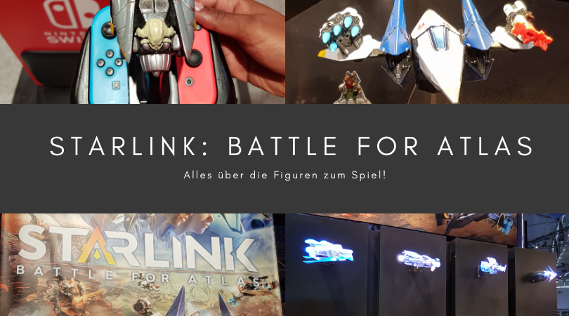 Starlink Battle for Atlas - Starlink Figuren