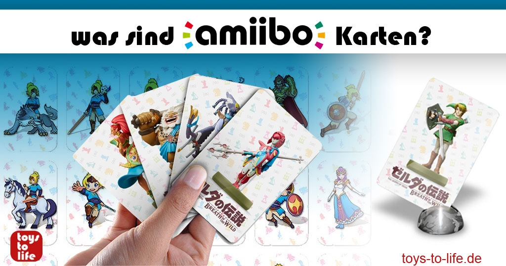 Was sind Amiibo Karten?