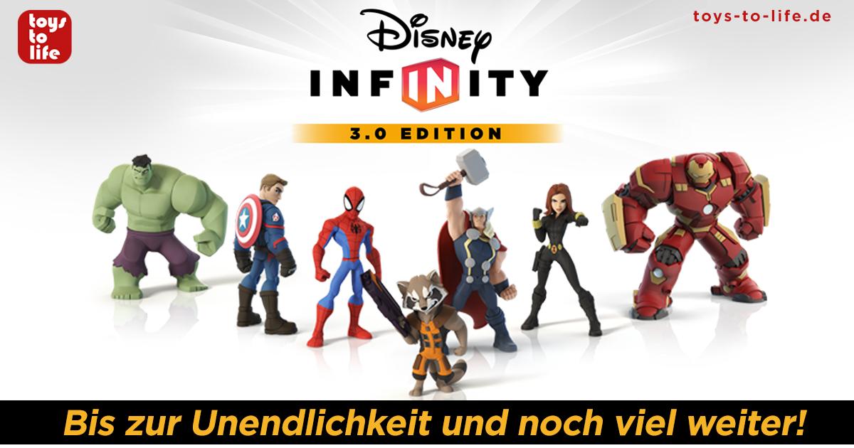 Disney Infinity Figuren