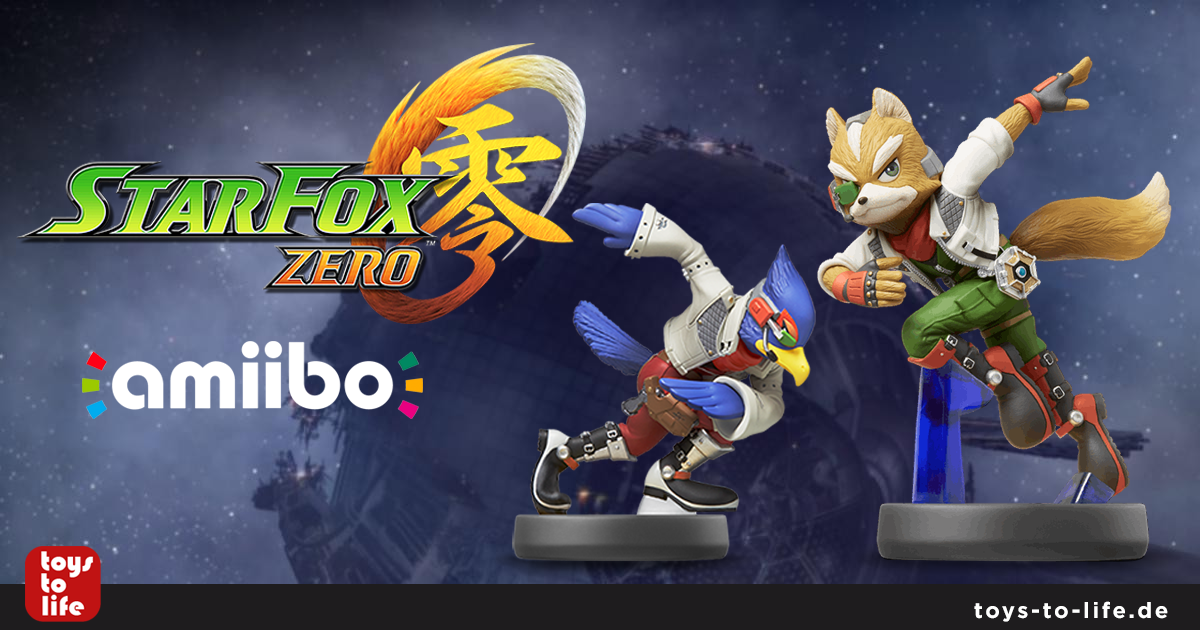 Star Fox Amiibo