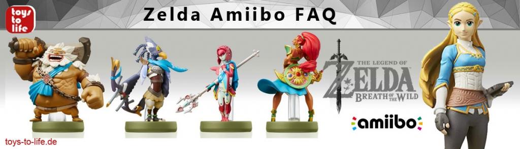 Zelda Amiibo FAQ